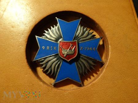 9 Rejonowa Składnica Kwatermistrzowska ; Nr:00007