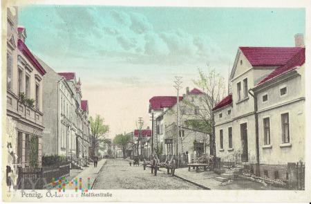 Moltkestrasse – ulica Traugutta.