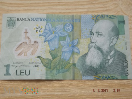 Rumunia 1 LEU