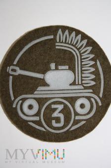 Duże zdjęcie specjalista 3 klasy- czołgista