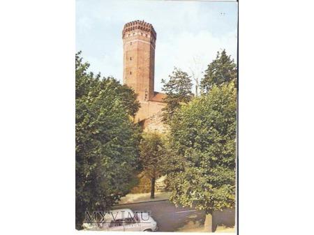 CZŁUCHÓW, Zamek.