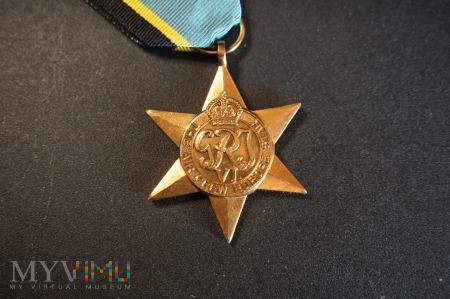 Medal Brytyjski - Gwiazda Air Crew Europe