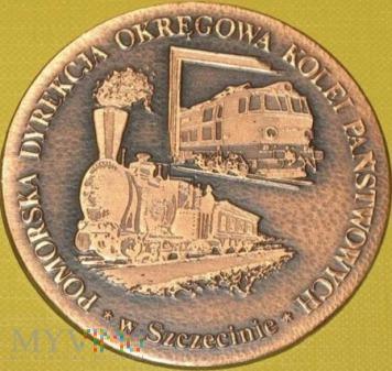 Medal pamiątkowy Pomorskiej DOKP