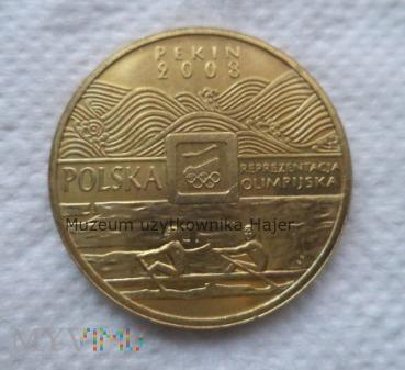2008 rok - 2 złote - Pekin 2008 Polska