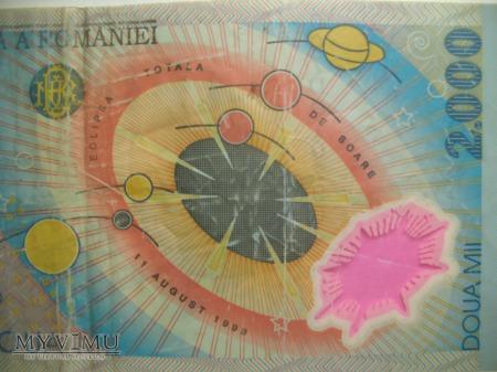 2000 LEI - Rumunia (1999)