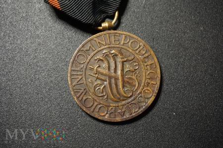 Medal Niepodległości II RP - wyk. Gontarczyk