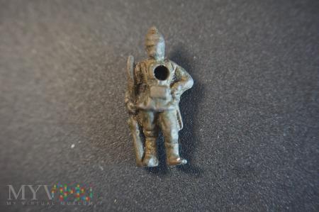 Duże zdjęcie ,,Przestrzelony'' Żołnierzyk - Prusy ?
