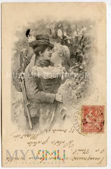 Duże zdjęcie On, Ona i strzelba - 1902
