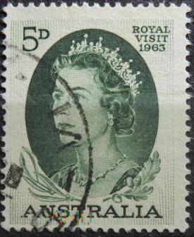 Australia 5 D Elżbieta II