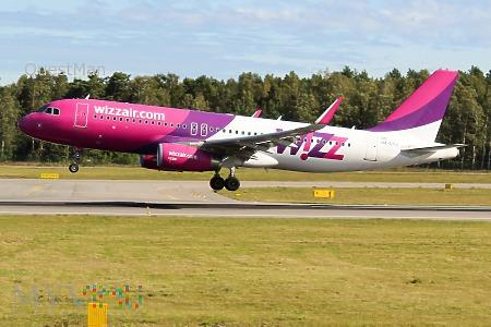 Duże zdjęcie Airbus A320-232 - HA-LYJ