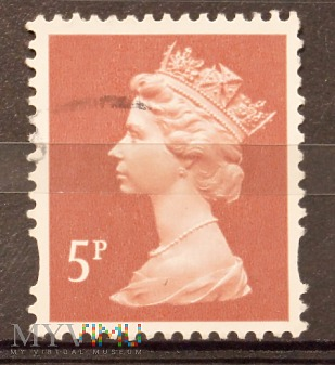 Elżbieta II, GB 1090bCS