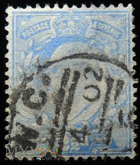 2 1/2 pensa Edward VII