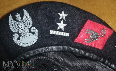 Podporucznik 5 Brygady Pancernej Skorpion 10 DZ