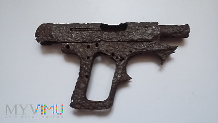 Pistolet Browning Baby