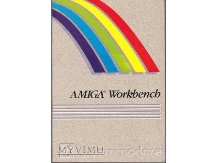 AMIGA Workbench, język niemiecki.