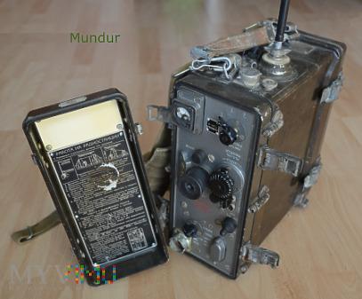 Radiostacja R-105 M