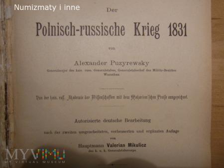 Wojna polsko - rosyjska 1831 II