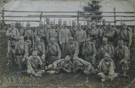 k.k. Landwehr -Infanterie Regiment.