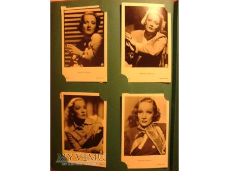 Album Strona Marlene Dietrich Greta Garbo 30