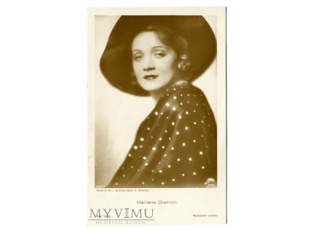 Marlene Dietrich Verlag ROSS 4881/1