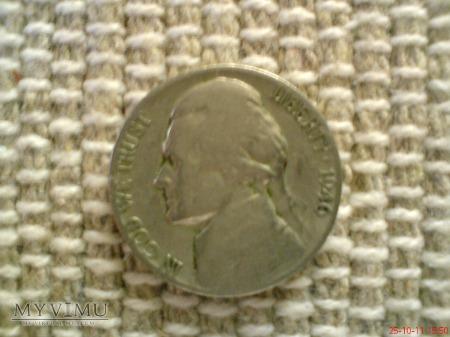 5 centów 1940 r.