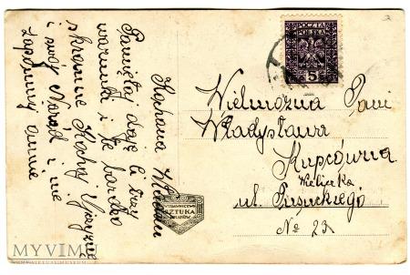 c. 1933 za djabłem w ogień pójdę Sztuka Kraków