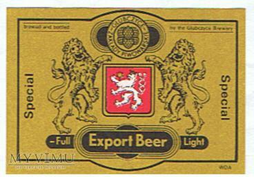 Duże zdjęcie export beer