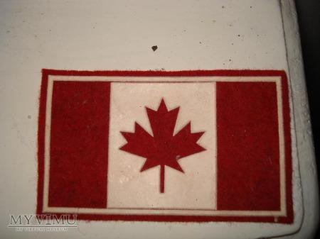 naszywka Kanady