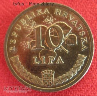 Duże zdjęcie 10 LIPA - Chorwacja (1999)