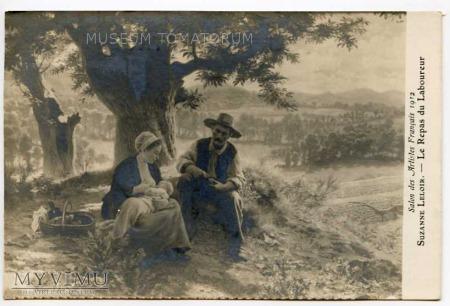 Duże zdjęcie Leloir - Macierzyństwo wiejskie polne