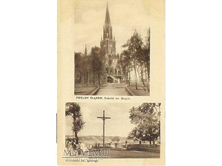 Duże zdjęcie Kościół św. Krzyża i studzienka św.Ignacego
