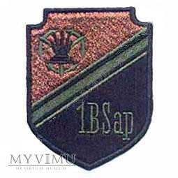 1 Brzesks Brygada Saperów - na mundur polowy