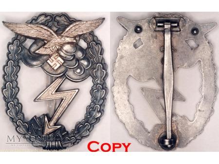 Duże zdjęcie Odznaka Za Bój Naziemny Luftwaffe