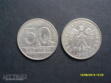 50 złotych RP.