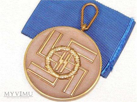 Medal za wysługe lat SS 2 klasy