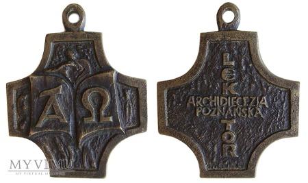 Medal lektora Archidiecezji Poznańskiej