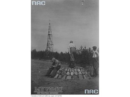 Z życia topografa 132 - II RP - NAC