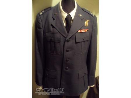 Mundur wyjściowy oficera wojsk lotniczych