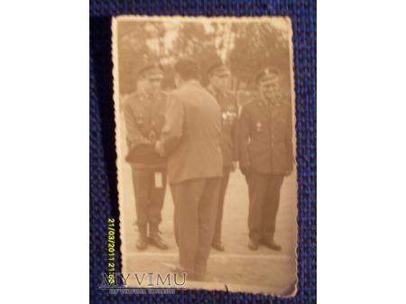 Ordery,nagrody...Święto Pułku-16.VIII.1963r.