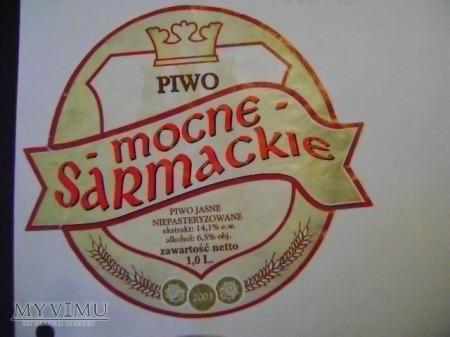 Mocne Sarmackie