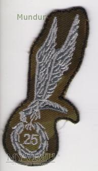 Oznaka skoczka spadochronowego (25 skoków)