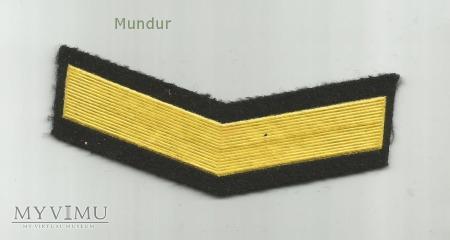 Oznaka lat służby - 4 rok