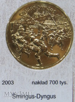 2 zł 2003 04