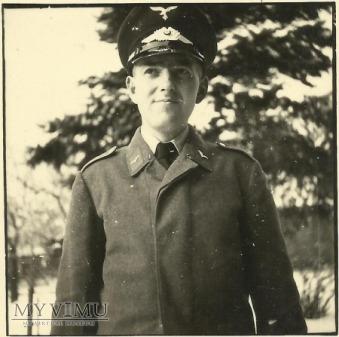 Niemiecki żołnierz Luftwaffe