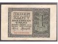 1 - Banknoty polskie