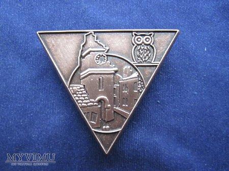 Odznaka 1CIE Localite typ II-brąz