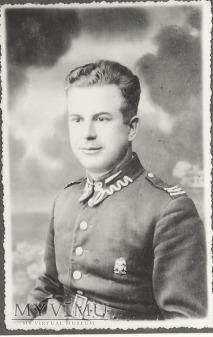 Plutonowy Kazimierz Pijewski z 25 Pułku Ułanow W.
