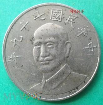 10 Yuan Tajwan
