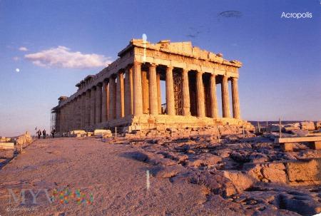 Akropol - Grecja