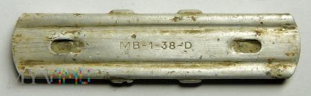 Łódka na amunicję 7,5x54 Mas MB-1-38-D
